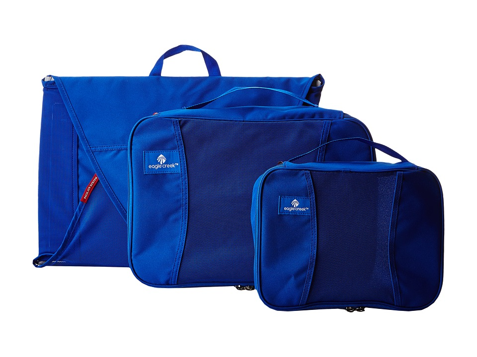 Eagle Creek - Pack-It! Starter Set (Blue Sea) Bags