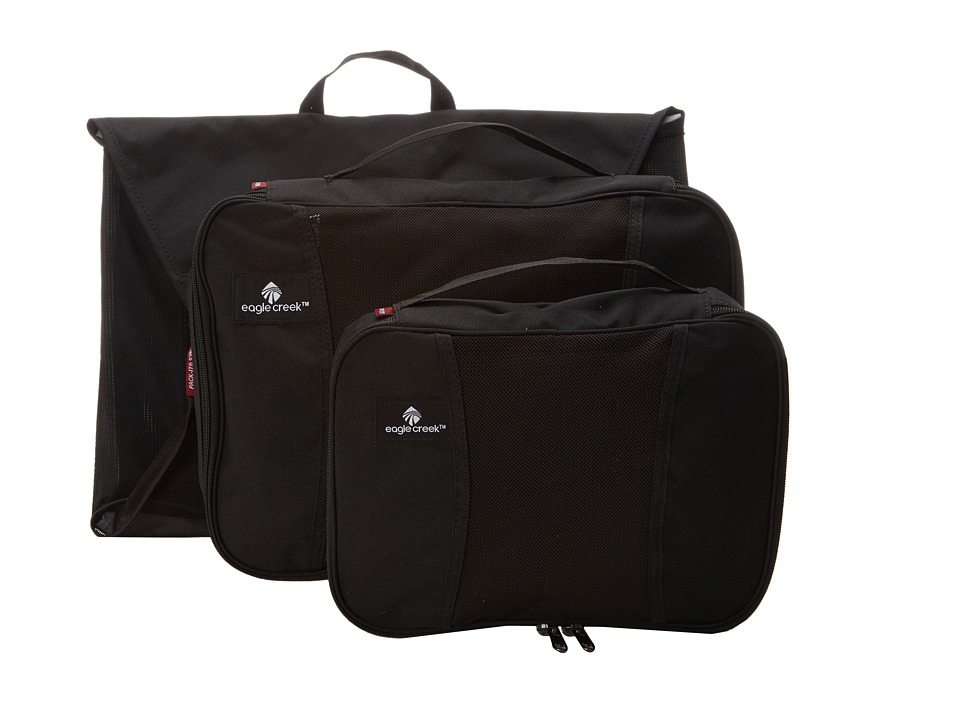Eagle Creek - Pack-It! Starter Set (Black) Bags