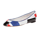 Alexander McQueen - Ballerina Flat (Multi) - Footwear