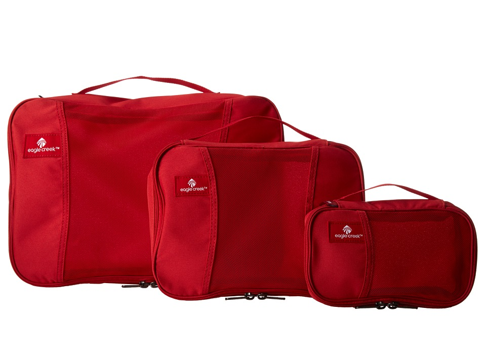 Eagle Creek - Pack-It! Cube Set (Red Fire) Bags