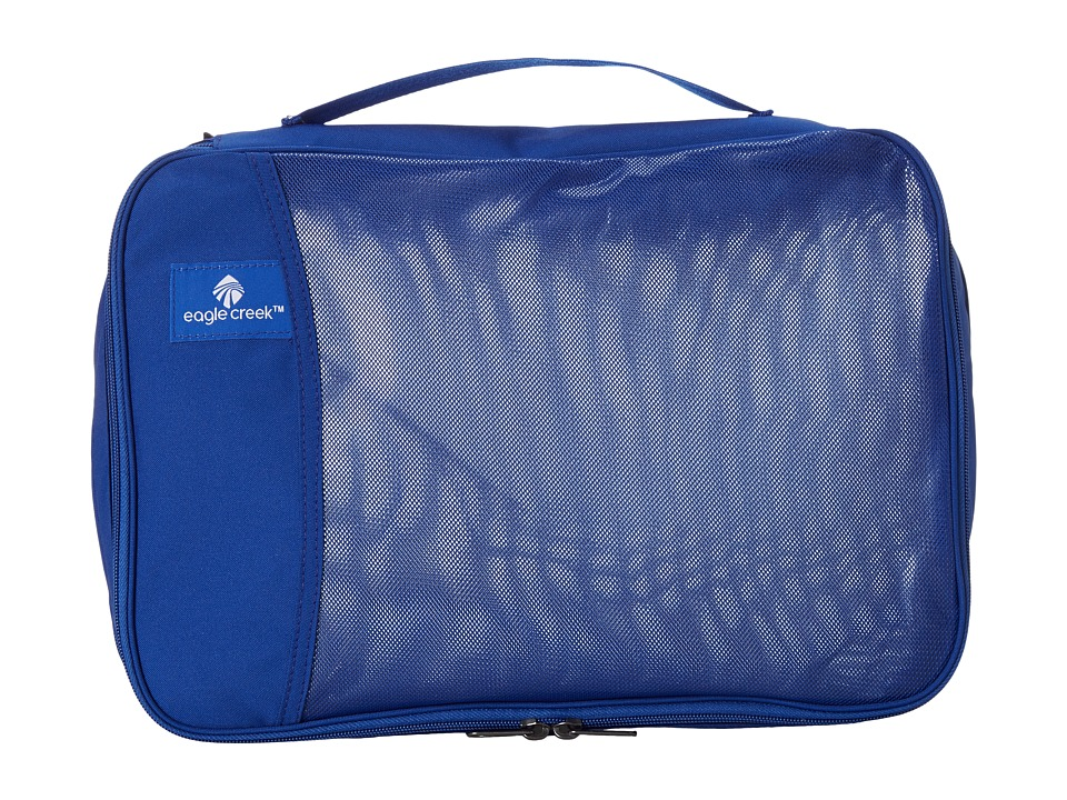 Eagle Creek - Pack-It! Clean Dirty Cube (Blue Sea) Bags