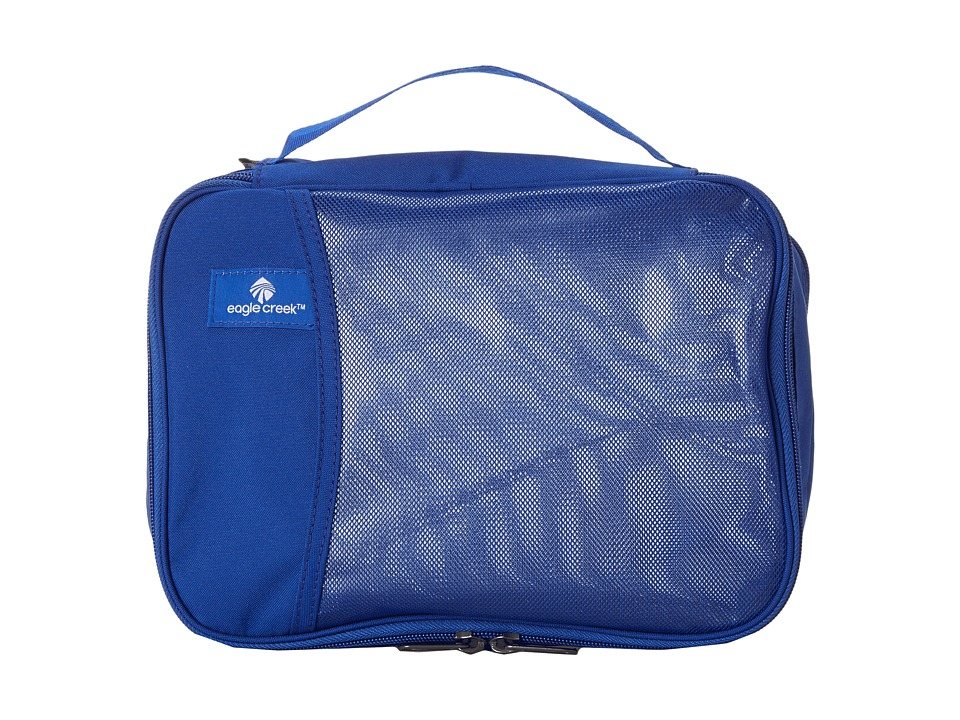 Eagle Creek - Pack-It! Clean Dirty Half Cube (Blue Sea) Bags