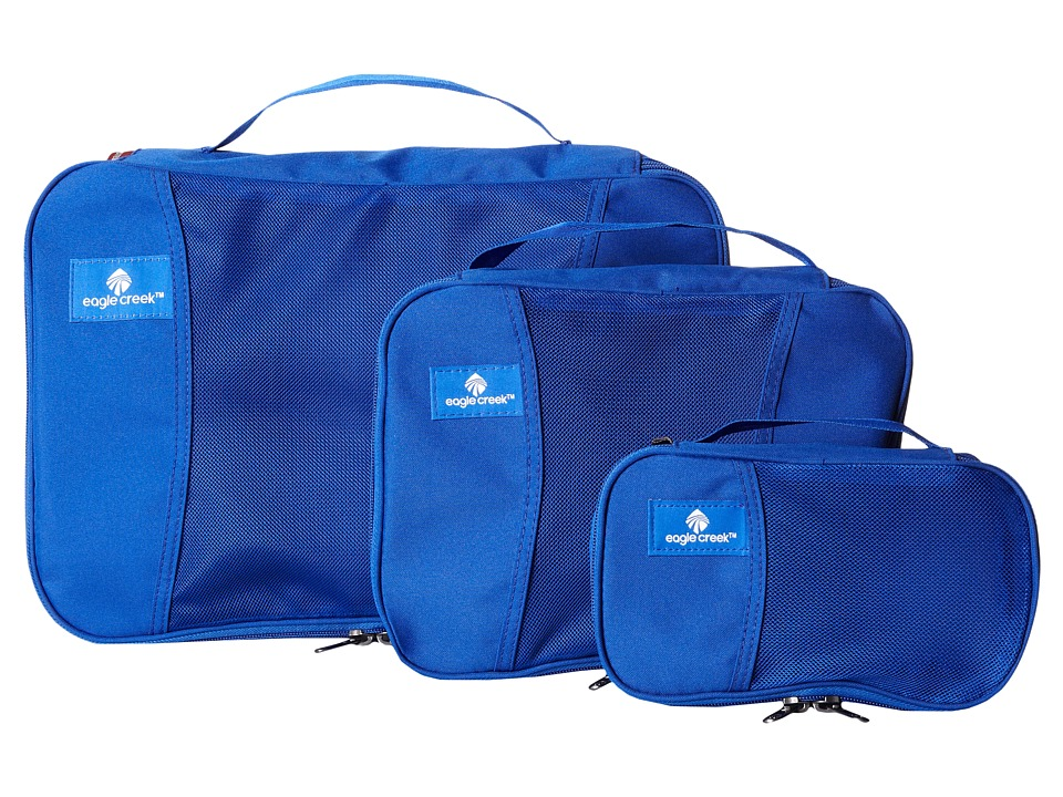 Eagle Creek - Pack-It! Cube Set (Blue Sea) Bags