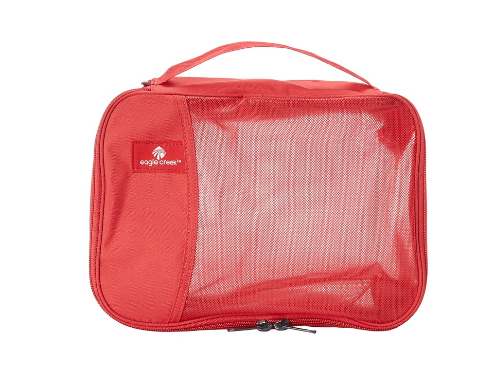 Eagle Creek - Pack-It! Clean Dirty Half Cube (Red Fire) Bags