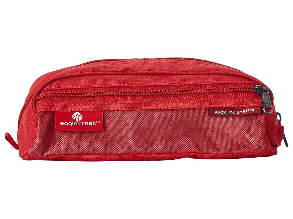 Eagle Creek - Pack-It! Quick Trip (Red Fire) Bags