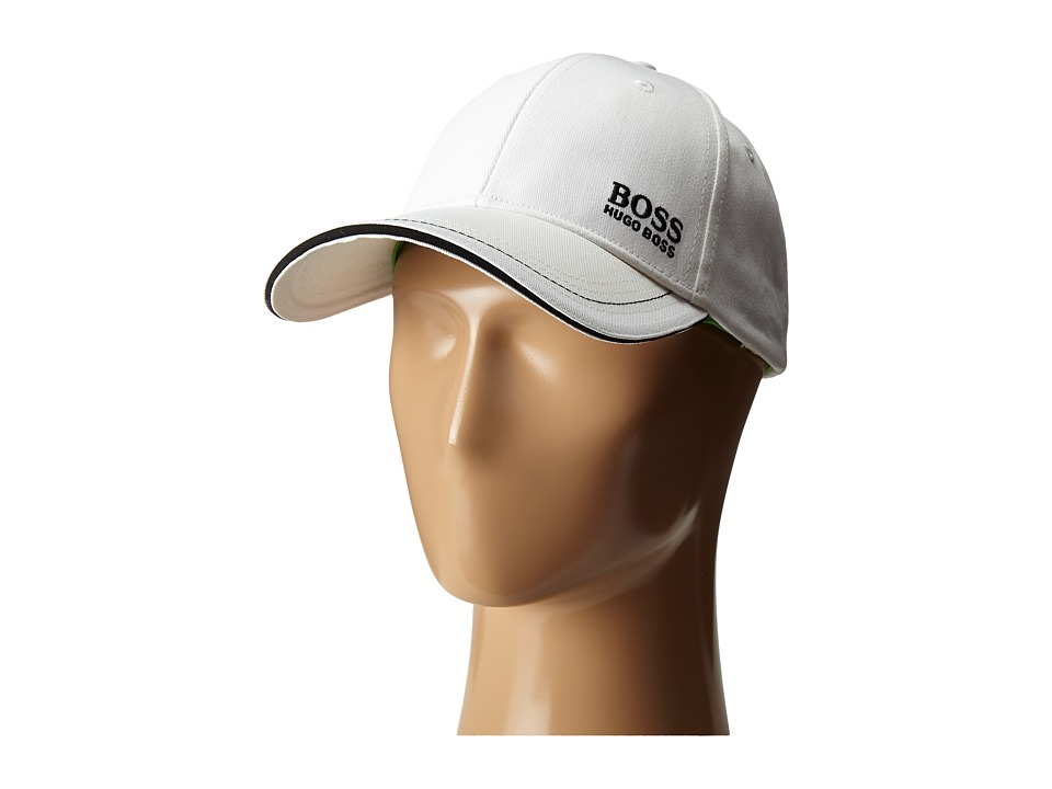 BOSS Green Cap 1 10102996 01 White Caps