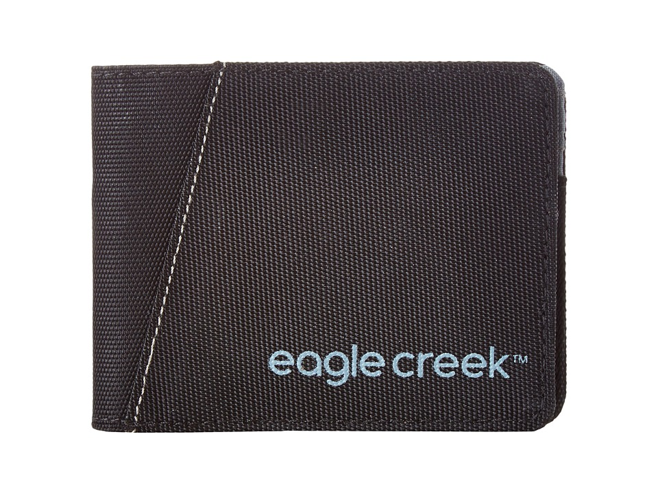 Eagle Creek - Bi-Fold Wallet (Black) Bi-fold Wallet