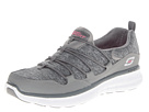 SKECHERS - Asset Play (Gray) - Footwear