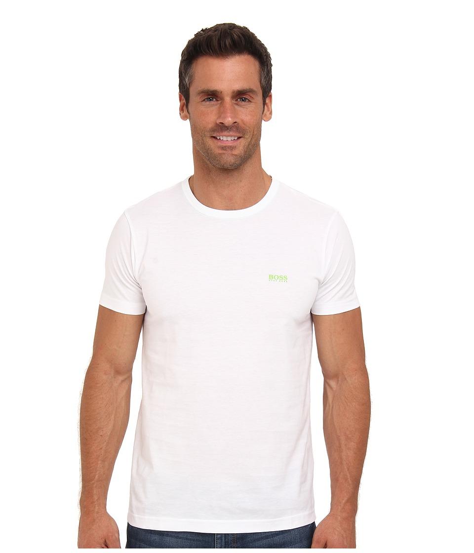 BOSS Green Tee 10106415 01 (White) Men