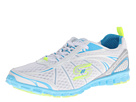 SKECHERS - Flash Mob (White/Blue) - Footwear