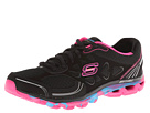 SKECHERS - Chill Out (Black/Multi/Neon) - Footwear