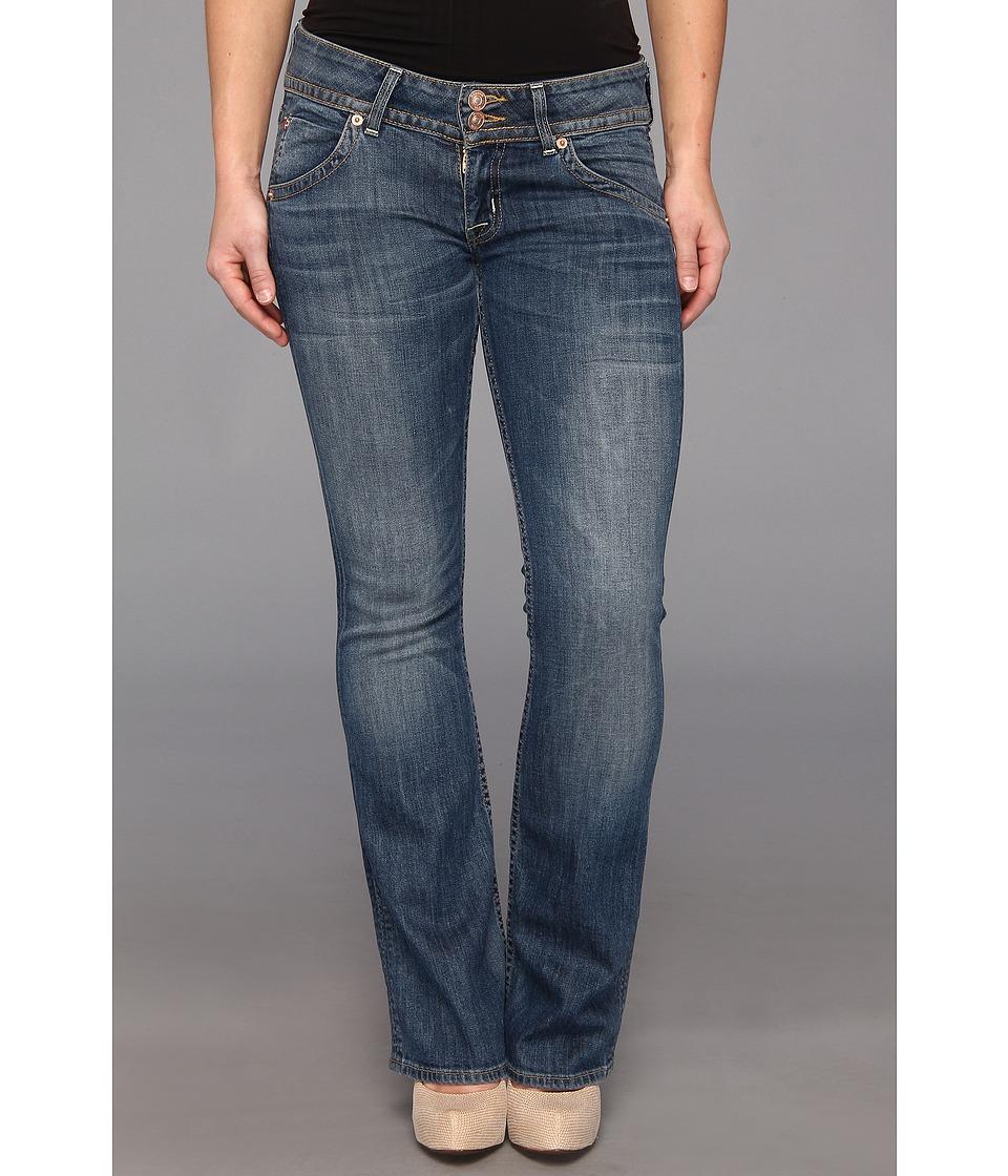 Hudson - Petite Signature Bootcut in Hackney (Hackney) Womens Jeans