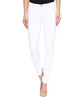 Hudson - Nico Mid-Rise Super Skinny in White