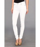 Big Star - Alex Midrise Skinny Jean in White