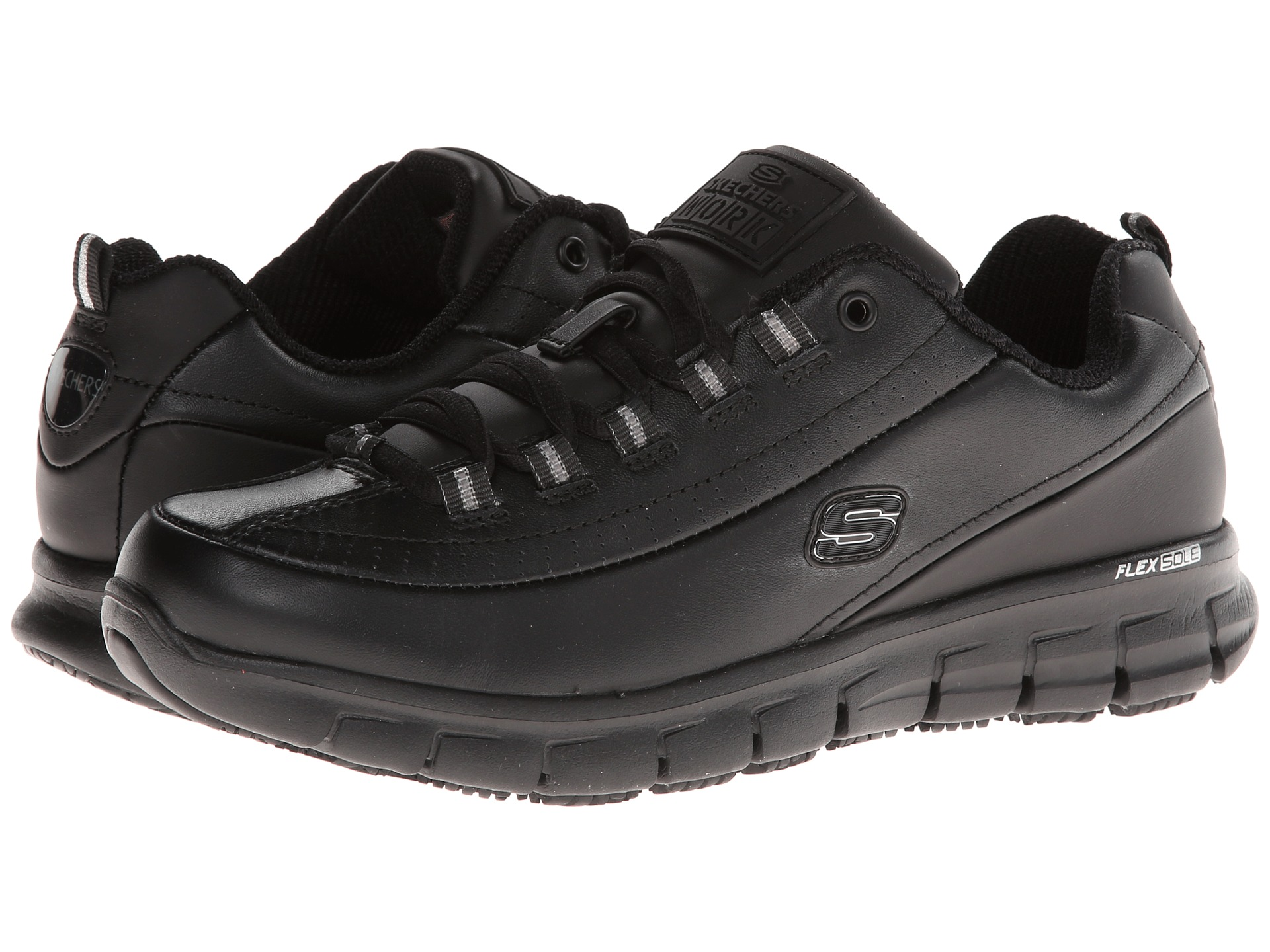 Skechers Sure Track Trickel Women S Work Shoes