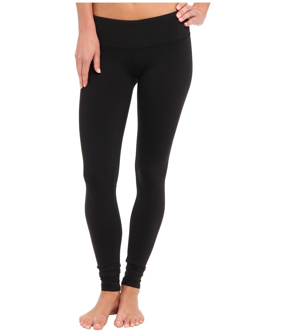 Image of ALO - Airbrushed Legging (Black) Women's Workout