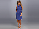 rsvp - Katrina Dress (Cobalt/White)
