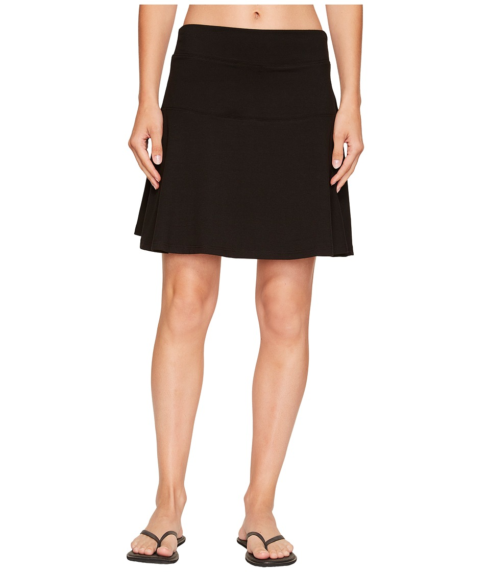 FIG Clothing Tofino Skirt (Black) Women