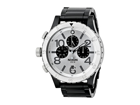 Nixon The 48-20 Chrono - The Shadow Form Collection