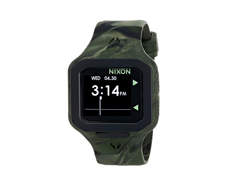 Nixon The Supertide - The Marbleized Collection