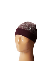 Smartwool - Mid 250 Reversible Pattern Cuffed Beanie