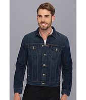 Big Star - Standard Denim Jacket in Oakwood