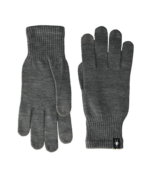 Smartwool Liner Glove - Silver Gray Heather