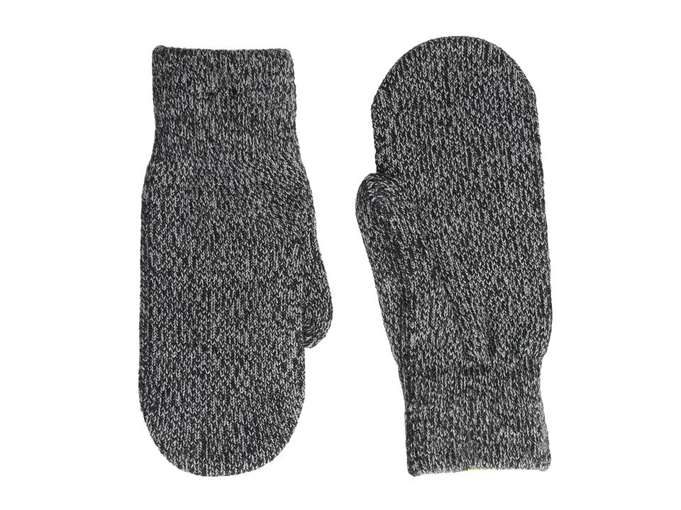 Smartwool - Cozy Mitten (Black) Over-Mits Gloves