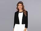 Calvin Klein Calvin Klein 3/4 Sleeve Open Fron Shrug Dress