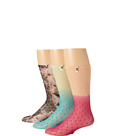 Volcom - Pretty Lace Sock 3-Pair Pack