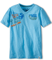 Lucky Brand Kids - Boys' High Throttle Tee (Big Kids)
