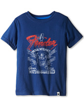 Lucky Brand Kids - Fender Electric Tee (Little Kids/Big Kids)
