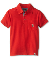 Lucky Brand Kids - Surf Bear Slub Polo (Little Kids/Big Kids)