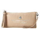 My Flat In London The Girl Large Tassel Pouch (Nude)