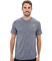 New Balance - Heathered Short-Sleeve Tee