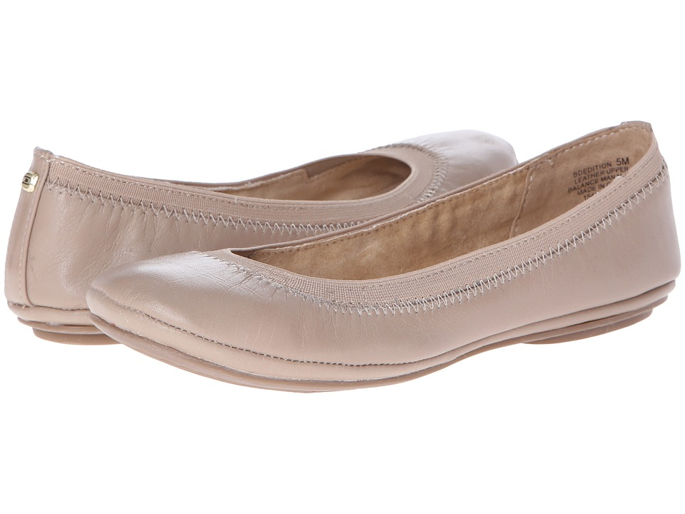 Bandolino Edition Natural Leather Womens Flat Shoes