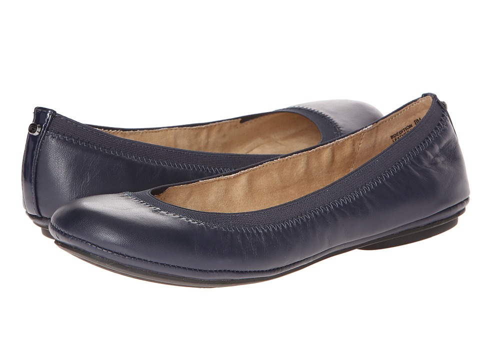 Bandolino Edition (Navy Leather) Flats