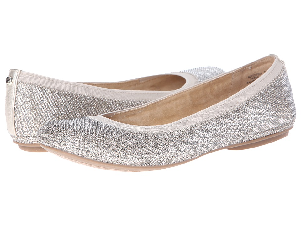 Bandolino Edition (Gold Multi Fabric) Flats