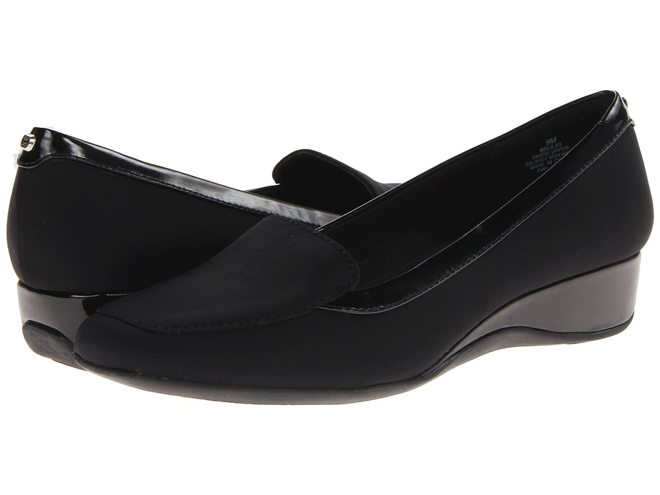 Bandolino - Lilas (Black Fabric) Women
