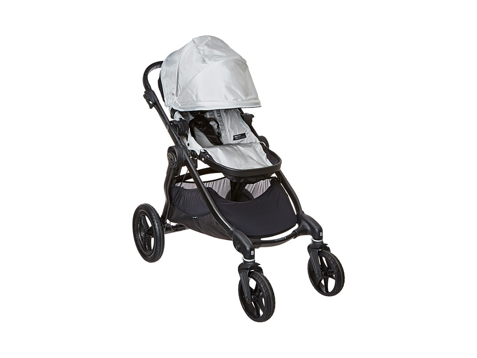 Baby Jogger City Select Silver Strollers Travel