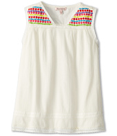 Juicy Couture Kids - Embroidered Gauze Top (Little Kids/Big Kids)