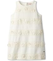 Juicy Couture Kids - Ponte & Lace Dress (Little Kids/Big Kids)