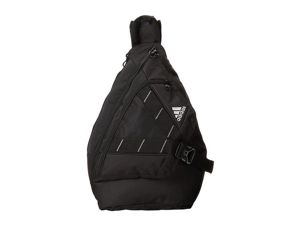 adidas - 2014 Rydell Sling (Black) Sling Handbags