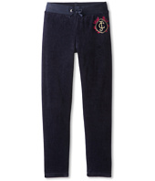 Juicy Couture Kids - Ornate JC Velour Skinny Pant (Big Kids)