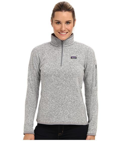 Women'S Patagonia Better Sweater 1 4 Zip 85