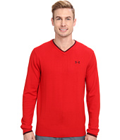 Under Armour Golf - Merino V-Neck Sweater