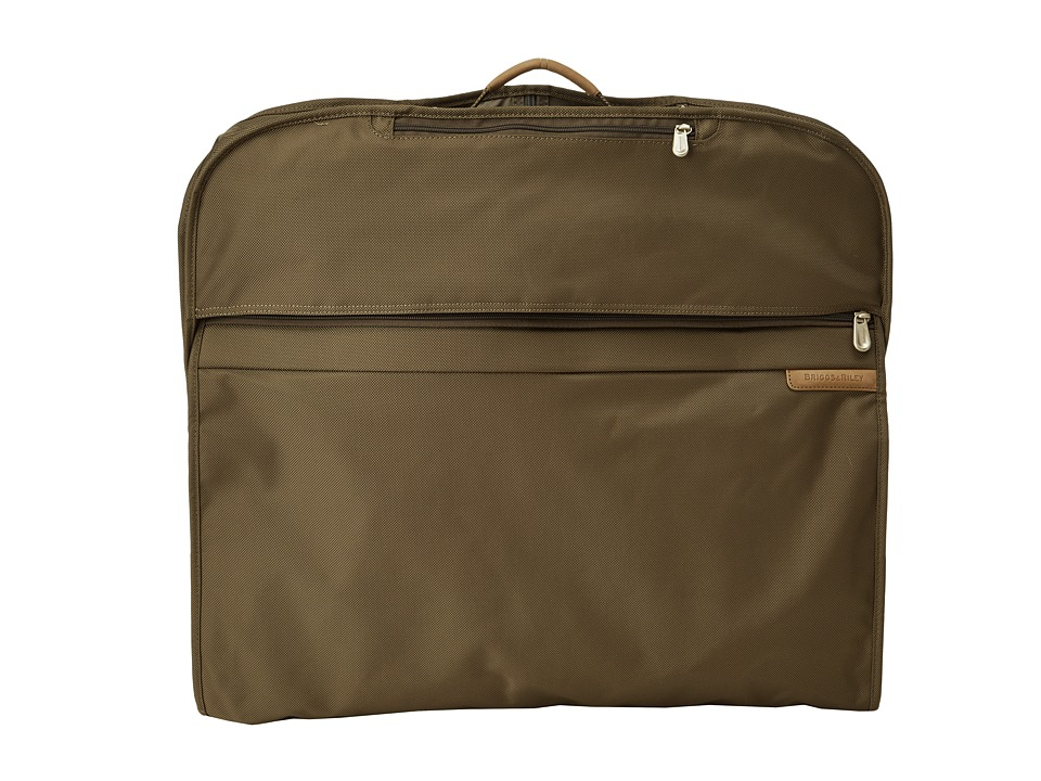 Briggs & Riley - Baseline - Classic Garment Cover (Olive) Luggage
