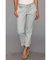 Jag Jeans Petite - Petite Jude Crop in Faded Indigo