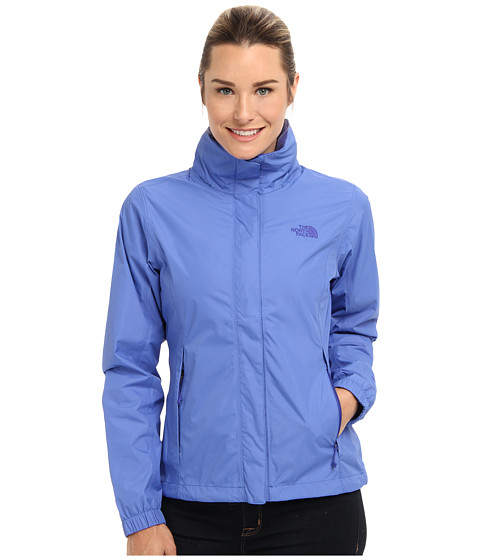 The North Face - Resolve Jacket (Coastline Blue) - Apparel