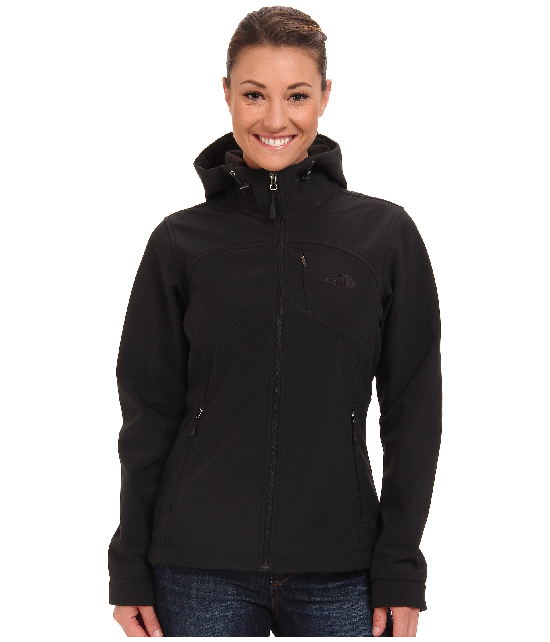 The North Face Apex Bionic Hoodie - Zappos.com Free Shipping BOTH Ways